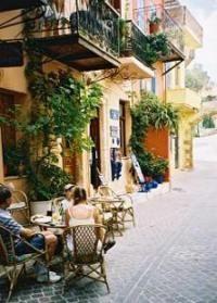 Chania town Crete Kriti