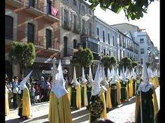 Semana Santa de Úbeda 2011, salida y procesión del Borriquillo. - YouTube