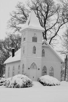 Almost Heaven West Virginia Louisa Chapel United Methodist... Calhoun Co. WV.