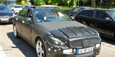 2014 Mercedes Benz C Class spy photos