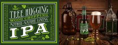 Flying Dutchman Nomad Brewing Company Tree Hugging Wood Chopping Mother-Nature Loving IPA 6,0% hana