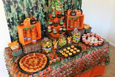 Get ready, Aim, Fire! Nerf Wars are a hit for kids' birthday parties. Here's some inspiration on how to throw your own.         Invite...