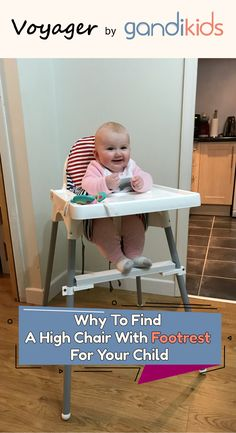 High chairs are a crucial part of every young one's growth process. From keeping them in one place to helping them eat, there is nothing that a high chair is not a part of. That is why you need to pick the correct high chair to make their growing-up experiences enjoyable rather than uncomfortable. #highchair #babyhighchair #kidblog #mom #child #mother #babyproduct  #toddler #babysafety  #kidactivities #parents  #parenting #footrest