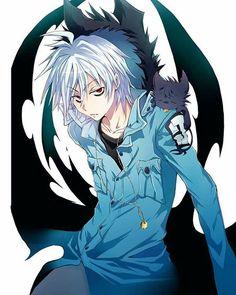 Imagen de anime and servamp
