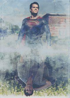 Man of Steel: Superman/Clark Kent