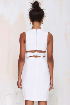 Finders Keepers Remix Cutout Dress   Shop What's New at Nasty Gal