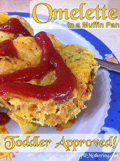 Omelette in a Muffin Pan