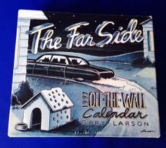 The Far Side Off The Wall Calendar 1997 Good For 2014 Gary Larson New In Box