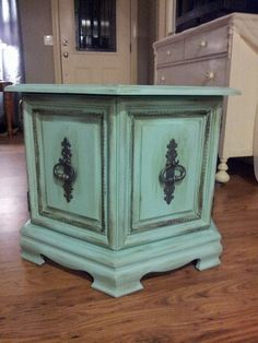 Now I know what I can do with some end tables I might get