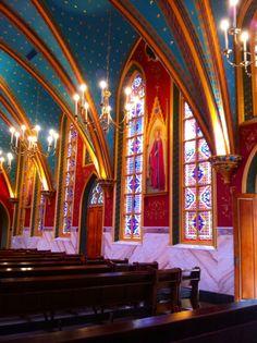 Eucharist, Castles, Stained Glass Windows, Rolodex, Viajes, Chateaus, Castle, Palaces, Communion
