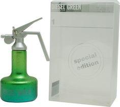 Diesel Green By Diesel For Men Eau De Toilette Spray 25 Ounces *** Click image to review more details.