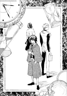 Manga Bungo Stray Dogs - Chapter 47.5 - Page 1