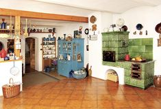 ... Photo Wall, Gallery Wall, Loft, Stoves, Country, Bed, Frame, Kitchen, House
