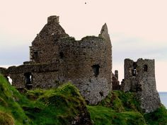 Dunluce Castle- Stronghold of the MacDonalds- fine art print