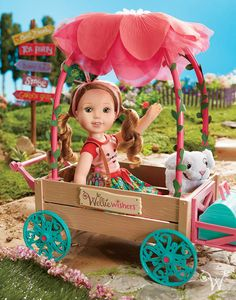 Love & Caring Carriage Poupées Our Generation, Santa Wish List, All American Girl Dolls, American Girl Wellie Wishers, Wellie Wishers Dolls, Glitter Girl, Mario And Luigi, Bitty Baby, Ag Dolls