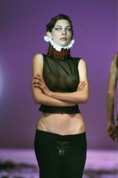 Alexander McQueen Fall/Winter 1995 - Highland Rape