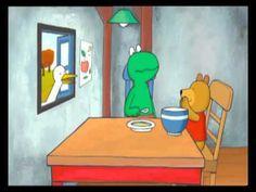 Kikker vindt een vriendje Frog Theme Preschool, Digital Story, Preschool Lessons, Funny Happy, Kids Songs, Tour Eiffel, Elementary Schools, Childrens Books, Youtube