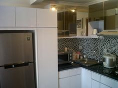 Signature Park, Tebet - Kitchen