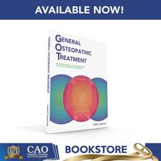 General Osteopathic Treatment is now available at the CAO Bookstore  This textbook is an introduction to the principles of classical Osteopathy. The research and practical lessons return to the origins of osteopathic treatment to provide an understanding of the founding concepts. It is a guidebook to general treatment not only for students but also for general readers who would like to learn more about osteopathic practice. This is the second edition of GOT there is an expanded collection of…