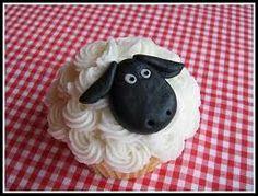 lamb cupcakes - Buscar con Google
