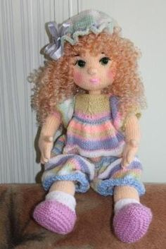 IMG 8731 - Игрушки для Варюшки - Галерея - Форум почитателей амигуруми (вязаной игрушки) ☆ lovely doll