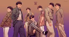 #BTS #fanart