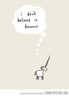 Unicorns, unicorns, I love them, I love them.