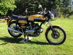 1974 Ducati bevel drive 750 GT For Sale at Bevel Heaven.