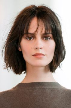 Celebrity Haircuts With Bangs