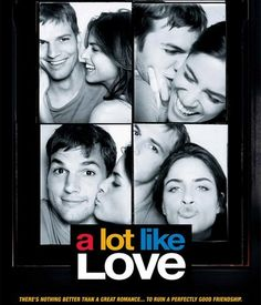 Rent A Lot Like Love starring Amanda Peet and Ashton Kutcher on DVD and Blu-ray. Get unlimited DVD Movies & TV Shows delivered to your door with no late fees, ever. Ashton Kutcher, Ali Larter, Love Movie, Movie Tv, Series Quotes, Image Internet, Thriller, Blues, Love Posters