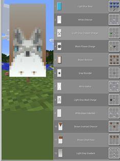 - Minecraft World Minecraft Banner Letters, Cool Minecraft Banners, Minecraft Banner Designs, Minecraft House Tutorials, Minecraft Decorations, Amazing Minecraft, Minecraft Tutorial, Minecraft Crafts, Minecraft Stuff