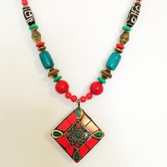 Ranchi Tribe Necklace
