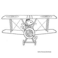 fly snoopy fly