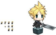 Cloud Strife (Advent Children)