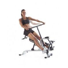Healthrider Bike Exercise Fitness Workout Rider Seat Lcd Cario #HealthRider
