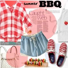 Summer BBQ Style