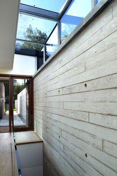 Boardmarked Concrete