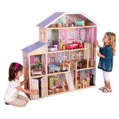 KidKraft Majestic Mansion Dollhouse & Reviews   Wayfair