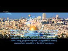 PROPHETIC  GOD'S ELOHIM SHIP ABOVE ISRAEL ON SEPT 1, 2013! (EINDTIJDSPACE)