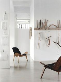 Shell Chair - Carl Hansen