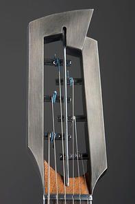 Alquier Guitars headstock