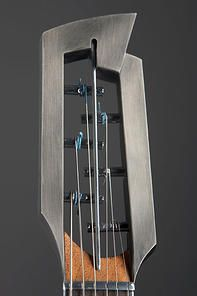Alquier Guitars headstock
