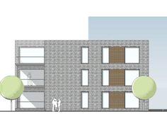 RMN Architekten - OS Mitte West, Entwurf 1