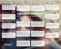 Santa's secrets: cum sa-ti cresti vanzarile de sarbatori Ecommerce, Calendar, Blog, Saints, Blogging, Life Planner, E Commerce