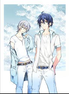 Yuki and Banri