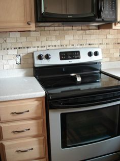 Kitchen Backsplash Tutorials