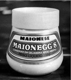Anúncio Maionegg's - 1979