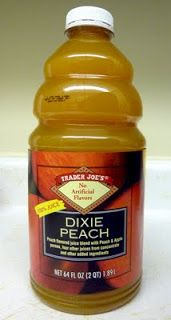 Read our review of Trader Joe's Dixie Peach.