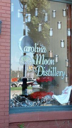 Carolina Moon Distillery, Edgefield, SC