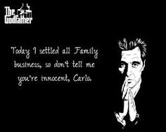 the god father quotes